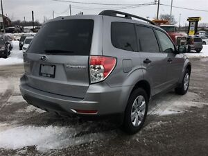 2010 Subaru Forester 2.5 X Sport Power PKG Heated seats Kitchener / Waterloo Kitchener Area image 6