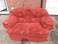 Two and Three Seater Settee