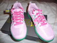Everlast Jupiter Ladies Trainers Pink , size 6 39 Brand new with tags boxed