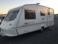 ** Halloween Special** - 2000 Elddis Firestorm 520 - 4/5 Berth. Serviced. Warranty. Awning/Access