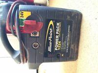 Blue point power pack / jump pack 12v/24v