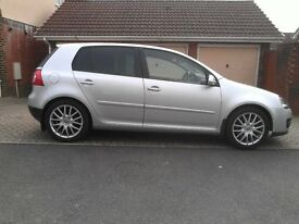 VW Golf 1.4 GT Sport TSI Automatic with MOT until 16/11/2016 in Very Good Condition