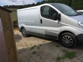 Renault Trafic swb 2014 Low Miles £ reduced save ££500.