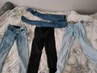 Bundle of size 8 clothes