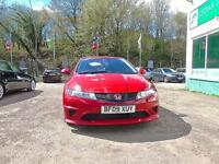 HONDA CIVIC i-VTEC Type-R ***FULL HONDA HISTORY*** (red) 2009