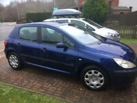Peugeot 307 - available now