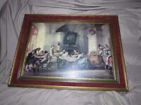 C.W. Mohrhagen (Bernhard Mohrhagen) 1813-1877 print framed