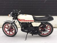 Yamaha RD400 1979 Scarce UK Survivor