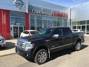 2013 Ford F-150 2013 Ford F150 Platinum, Local Trade. 1 TAX!
