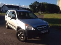 HONDA CRV 2.0 PETROL!! IMMUCULATE CONDITION!