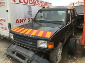 Land Rover discovery diesel breaking spare parts available
