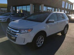 2013 Ford Edge SEL WITH LEATHER, NAVIGATION, PANORAMIC ROOF