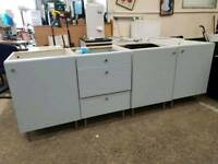 Kitchen units x4 £80