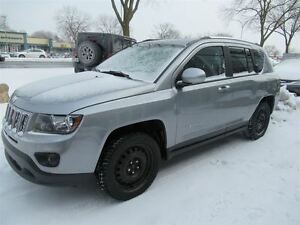 2014 Jeep Compass NORTH 4WD HEATED SEATS+REMOTE START