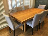 John Lewis Henry Dining Table