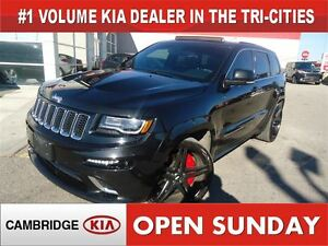 2014 Jeep Grand Cherokee SRT / NAV / LEATHER / ROOF