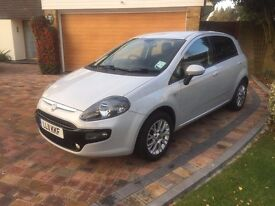 Fiat Punto Evo 1.2 8v MyLife 5dr (start/stop) 6 MONTHS FREE WARRANTY