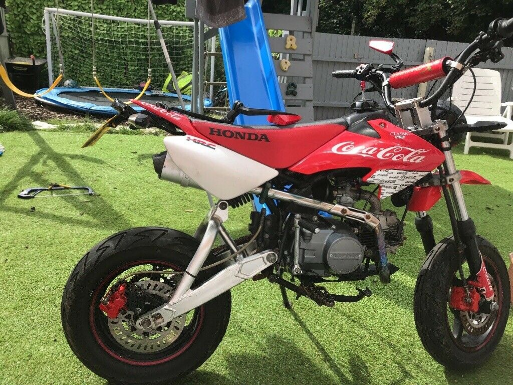I have a 50cc motor bike on road | in Ward End, West Midlands | Gumtree