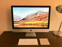 "Upgraded 27"" iMac for sale"