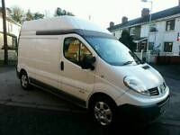 2012 RENAULT TRAFFIC DTI LWB HIGH ROOF....1-OWNER