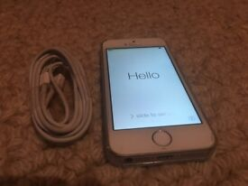 iPhone 5s 16GB (white) for sale