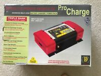 Sterling Pro Charge battery charger/ power pack