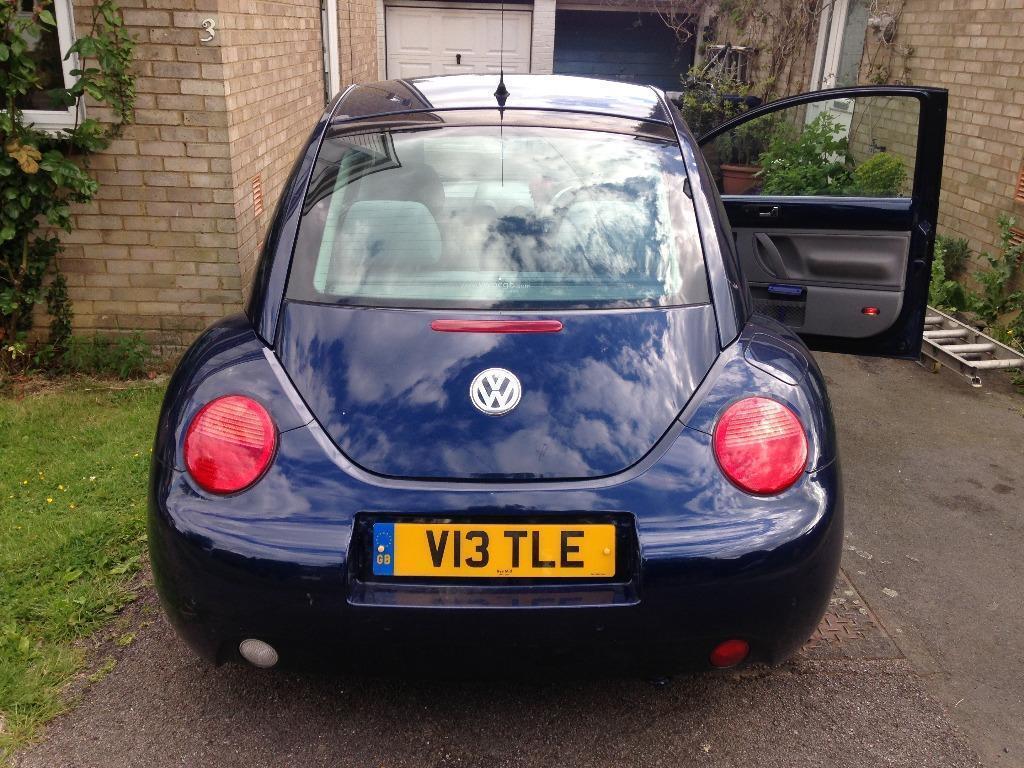 vw beetle 1 8 turbo parking sensors in st ives. Black Bedroom Furniture Sets. Home Design Ideas
