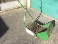 Ransome's Hand Lawnmower