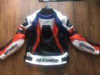 ALPINE STARS Motorbike JACKET XL MINT CON