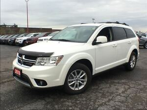 2016 Dodge Journey SXT**3.6L**V6**4.3 INCH TOUCHSCREEN**ALLOY WH
