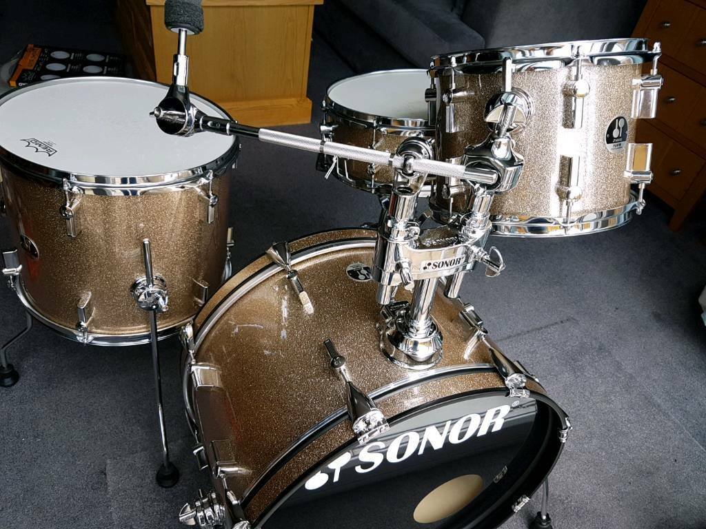 Sonor Player Compact Jazz Drum Kit Shell Pack Only In Devizes