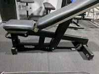 TechnoGym Adjustable Bench