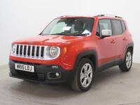 Jeep Renegade LIMITED (orange) 2015-03-31