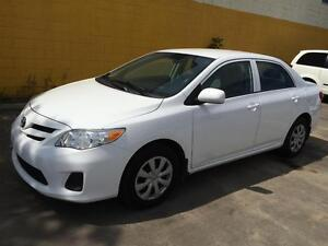 2012 Toyota Corolla L 4-Speed AT CLEAN! No accidents Mechanicall