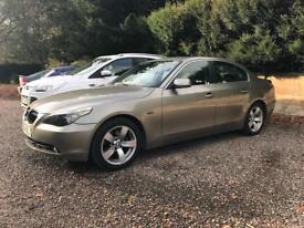 BMW E60 525i Auto SE