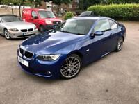 BMW 320D M Sport Coupe *Fully Loaded*