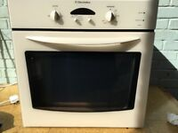 Replacement kitchen cupboard doors, plus cooker, hob and sink unit
