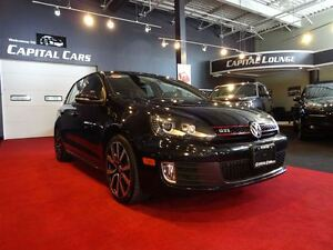 2013 Volkswagen Golf GTI LEATHER / SUNROOF / PUSH START