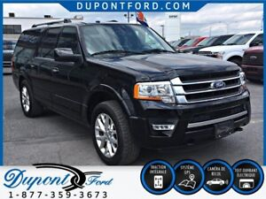 2017 FORD EXPEDITION Max Limited TOIT AWD GPS 8 PASSAGERS