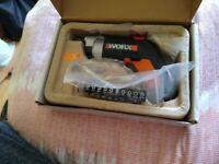 Worx battery skrewdriver