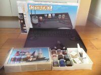 Warhammer Citadel Hobby Starter Kit and Paint Station