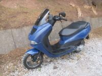 Peugeot ELYSEO 50cc Moped nice little run around bike