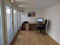 Secluded Private Office for £25 per day