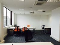 8-10 Person Office Space for rent now, Please contact for more information