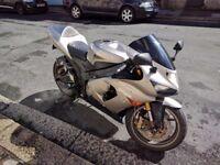 Kawasaki zx636 c1h 2005
