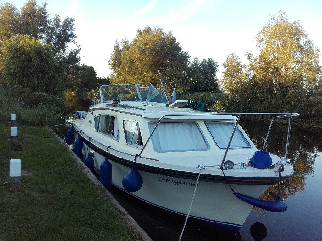 Seamaster 27 A Beautiful Boat REDUCED | in Ely, Cambridgeshire | Gumtree