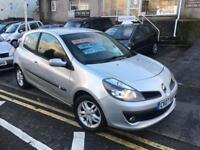 £200 off 2007 Renault Clio dynamique low miles just 71k