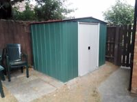 Metal Shed 8x6ft