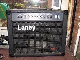 Laney Guitar Amplifier MOdel GC30H