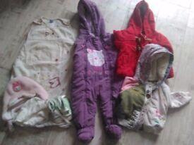 6 - 9 Months Girl Clothes Bundle